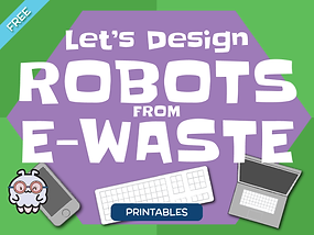 """8 Printable 'Made from E-Waste"""" Design Challenges"""