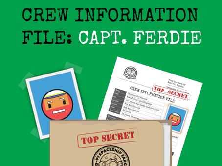 Captain Ferdinand's Crew Information File