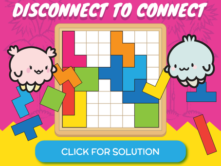 Disconnect to Connect Block Puzzle Solution