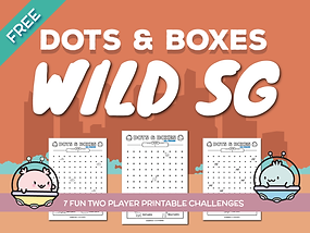 7 fun two player printable challenges