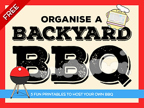 5 Printables to Get Your Kid's Grilling Game Going