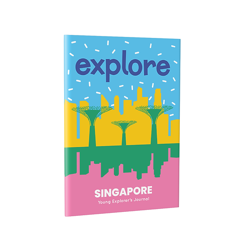 Singapore: Young Explorer's Journal