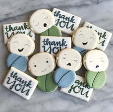 Some little guys to help a new mama than