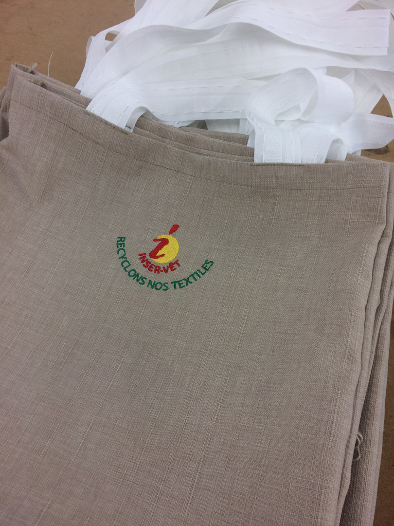 Recyclons nos textiles