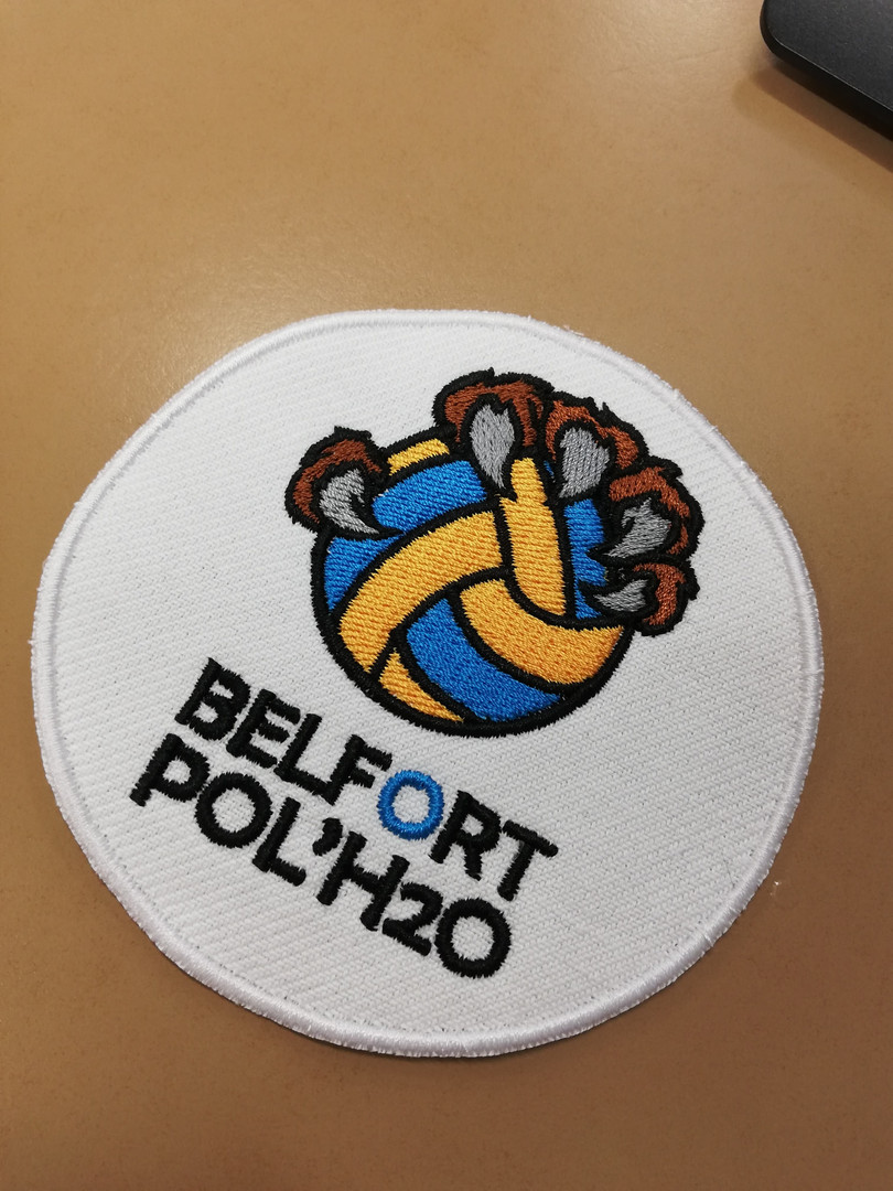 Belfort polh2o écusson