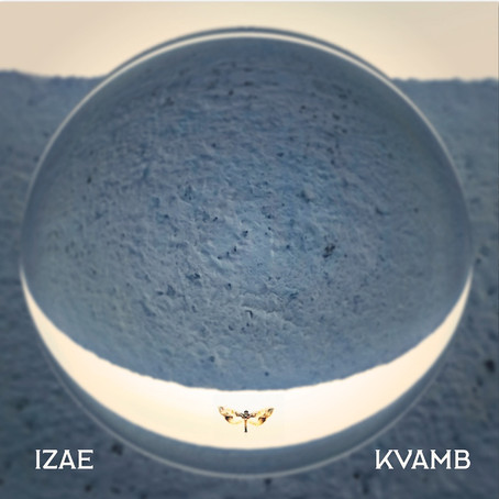 "New album, ""Kvamb"" by Izae, out 29/11/19"