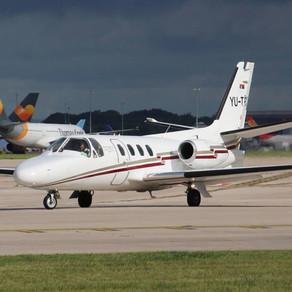 C550 pilot hiring