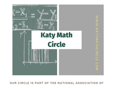Katy Math Circle