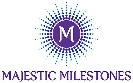 Majestic Milestones Logo