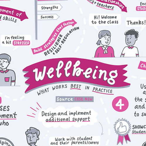 FREE - What Works Best in Practice 07 - Wellbeing