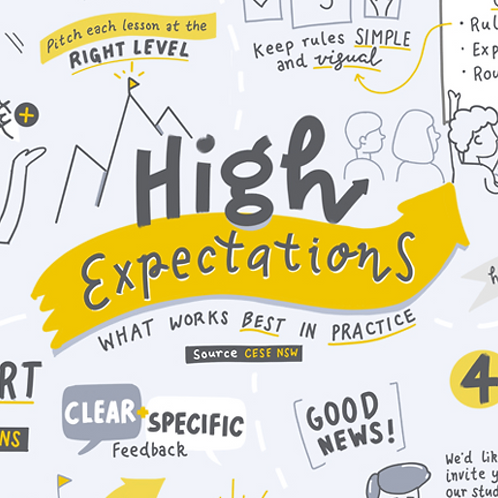 FREE - What Works Best in Practice 01 - High Expectations