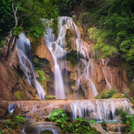 Hot Springs and Waterfalls