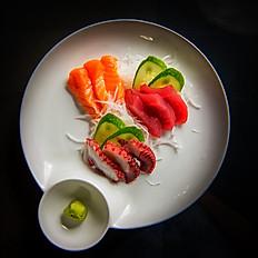 29. Mini Sashimi platter (9pcs)
