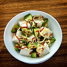 68. Spicy Tofu salad