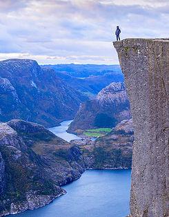 Preikestolen Rogaland, Norway
