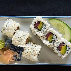37. Tuna & Avocado