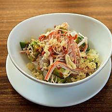 66. Crab and Avocado spicy salad (soniya)