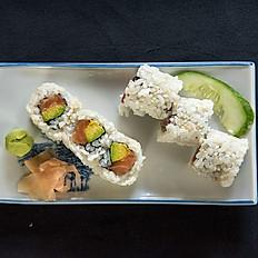 38. Salmon & Avocado