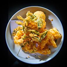 13. Cuttlefish Tempura