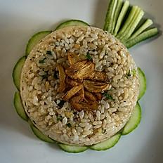 97. Garlic Rice