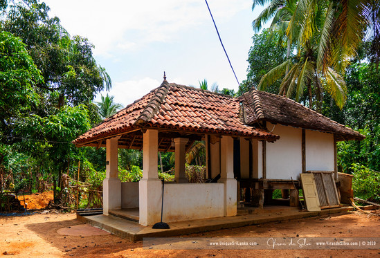 ganewatta_purana_bodhimalu_tampita_vihar
