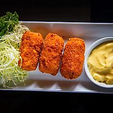15. Potato Croquette