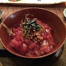 03. Maguro Natto