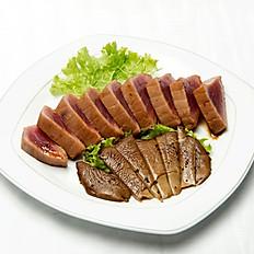 81. Tuna Teriyaki