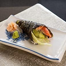 56. Salmon Avocado Sesame
