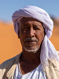 In the company of the Nubian People