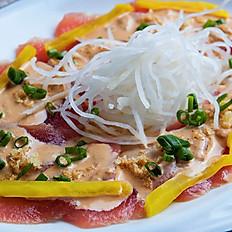 69. Spicy Tuna Sashimi
