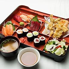 114. ZEN Sushi & Sashimi Bento