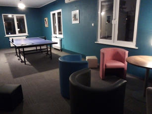 Ping Pong room - imprezka 5os.