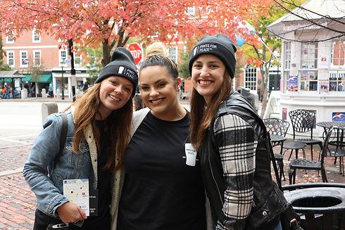 PINTS19_Amelia,Amylee and Chelsea posing