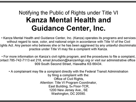 Notifying the Public of Rights under Title VI