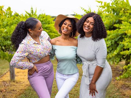 Wine Down With My Girls!