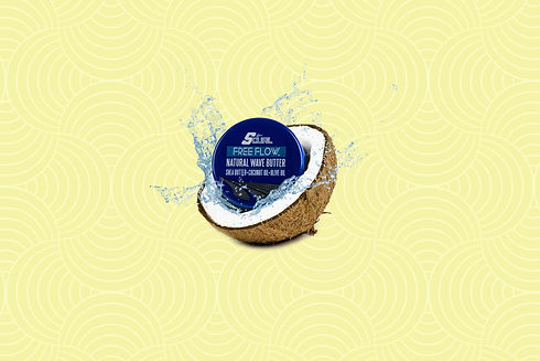 S-Curl Wave Butter