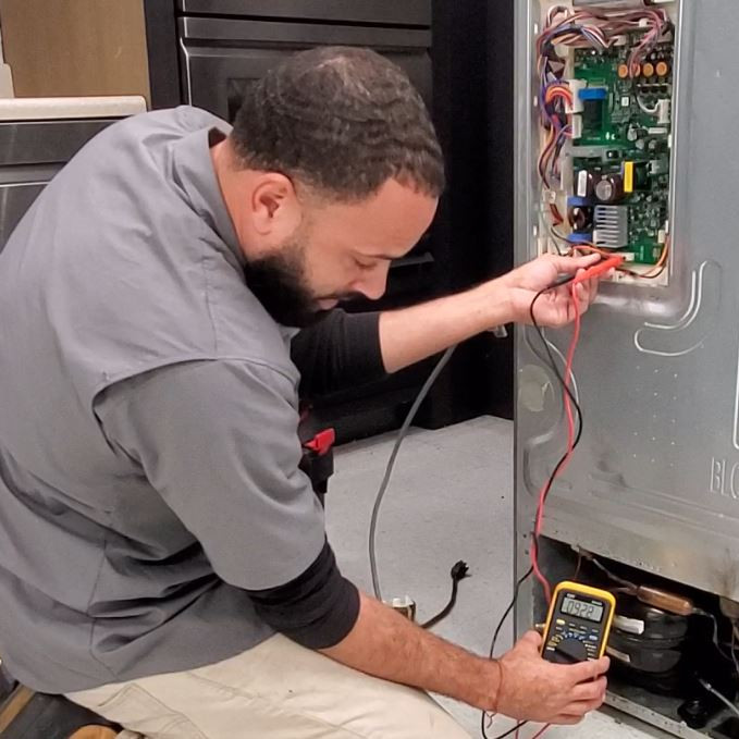 Registration - Refrigerator Electrical and Sealed System Repair and Diagnosis