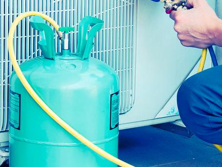 Quanto tempo dura o gás do ar-condicionado?