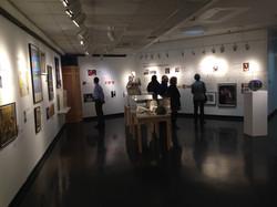 Gallery instalation