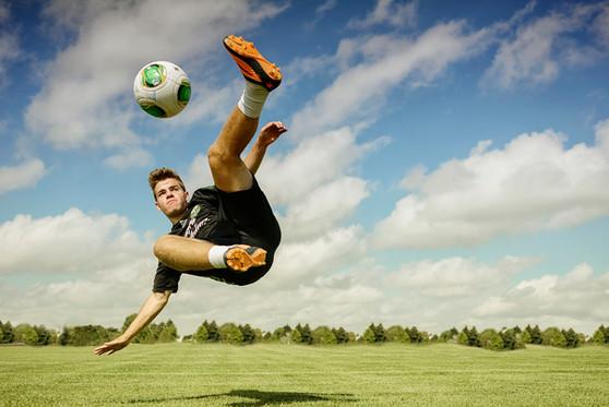 Bozeman Senior Photographer - soccer