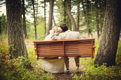 Big Sky Photographer - Swing Couple
