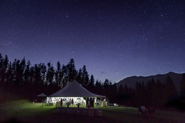 Big Sky Photographer - Big Sky Party Scene