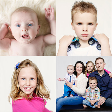 Bozeman Photographer - Family portraits