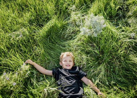 Bozeman Photographer - summer boy