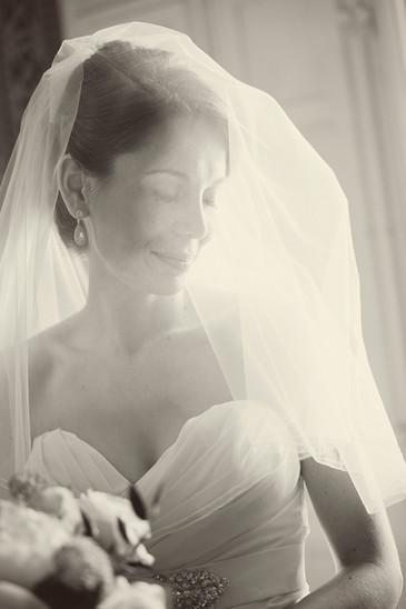 Big Sky Photographer - Bride Portrait