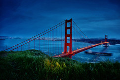 Bozeman Photographer - Golden Gate Bridge