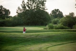 Bozeman Photographer - Golfer