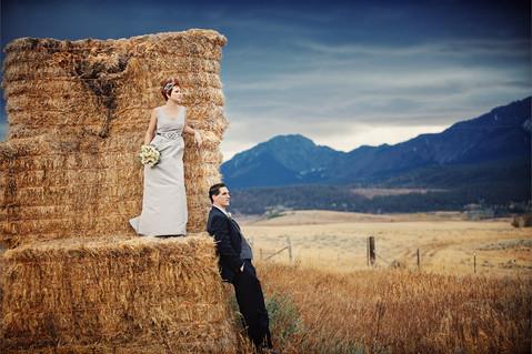 Big Sky Photographer - Elopement in Montana