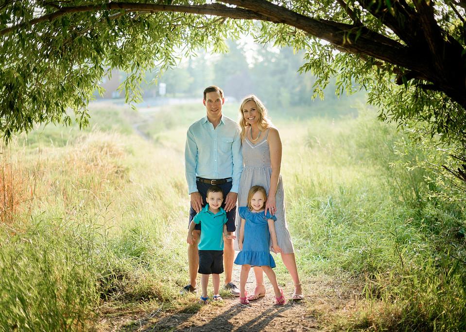 Bozeman Photographer - summer family